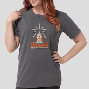 Bender Rodriguez Dark Womens Comfort Colors Shirt