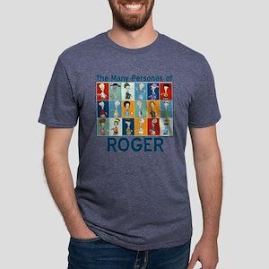 American Dad Roger Personas Mens Tri-blend T-Shirt