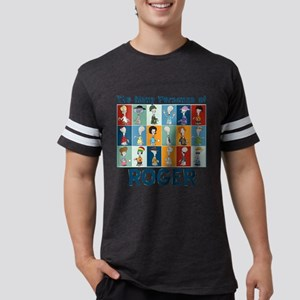 American Dad Roger Personas Li Mens Football Shirt
