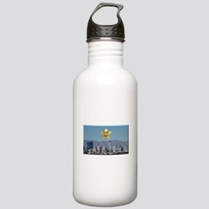 Clark County Sheriff Vegas Skyline Water Bottle
