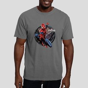 Web Warriors Spider-Man Mens Comfort Colors Shirt