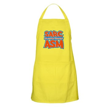 Sarc, My Second Favorite Asm Apron