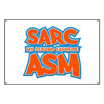 Sarc, My Second Favorite Asm Banner