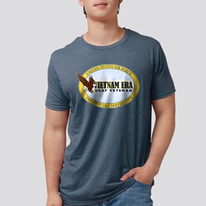 Vietnam Era Air Force Mens Tri-blend T-Shirt