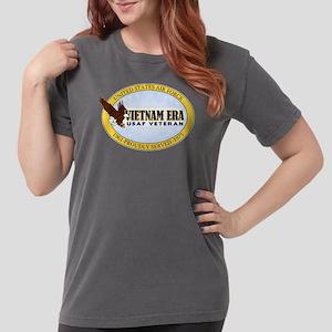 Vietnam Era Air Force Womens Comfort Colors Shirt