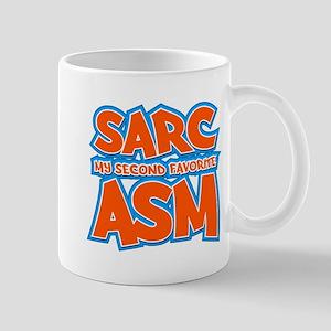 Sarc, My Second Favorite Asm Mug