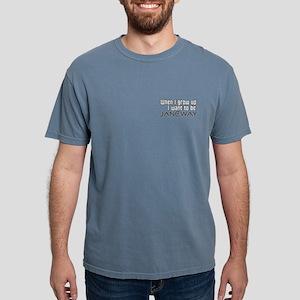 GrownUp-JANEWAY Mens Comfort Colors Shirt