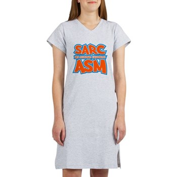 Sarc, My Second Favorite Asm Women's Nightshirt