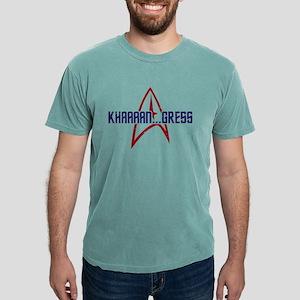 Star Trek Khaaaan... gre Mens Comfort Colors Shirt