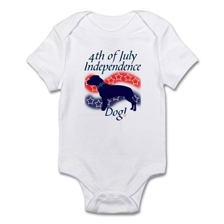 Independence Bully! Infant Bodysuit