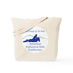 AERC Logo - circle Tote Bag
