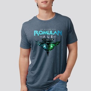 May Be Spiked With Romulan  Mens Tri-blend T-Shirt