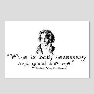 Beethoven II Postcards (Package of 8)