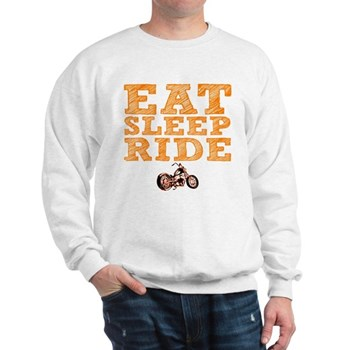 Eat Sleep Ride Sweatshirt