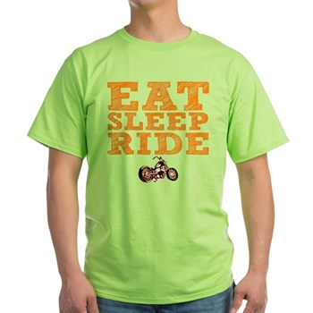 Eat Sleep Ride Light T-Shirt