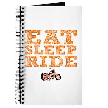 Eat Sleep Ride Journal