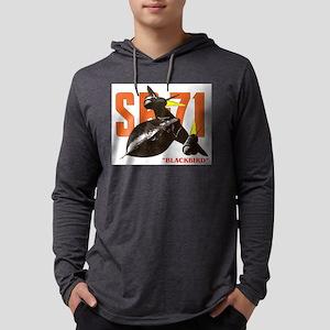 MILITARY AIRCRAFT (LITE) Mens Hooded Shirt