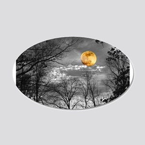 Harvest Moon Wall Decal