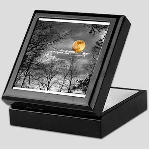 Harvest Moon Keepsake Box