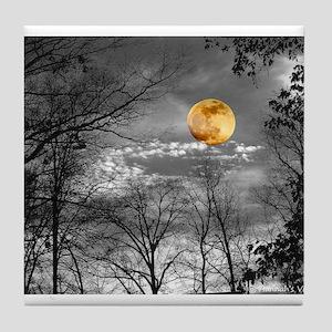 Harvest Moon Tile Coaster
