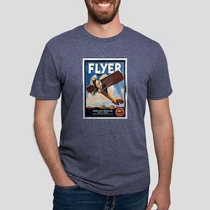 063-grtcrd Mens Tri-blend T-Shirt