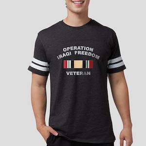 vet-iraq-t Mens Football Shirt
