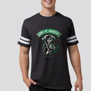 SOA Ireland Dark Mens Football Shirt