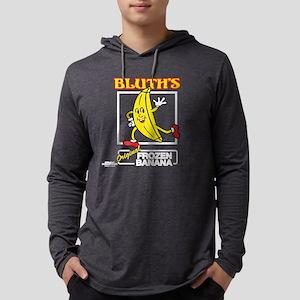 Bluth's Original Frozen Banana D Mens Hooded Shirt
