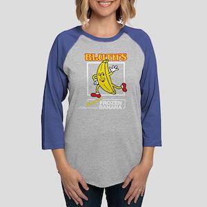 Bluth's Original Frozen Banana Womens Baseball Tee