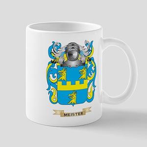Meister Coat of Arms - Family Crest Mug