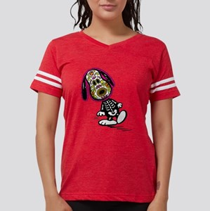 Day of the Dog Snoopy Light Womens Football Shirt
