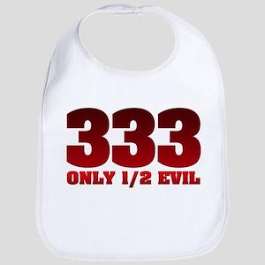333: Only Half Evil Bib