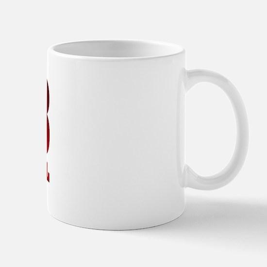 333: Only Half Evil Mug