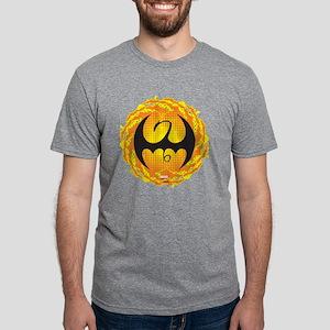 Iron Fist Logo 1 Mens Tri-blend T-Shirt