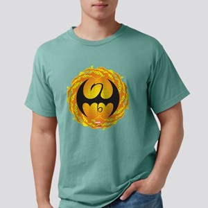 Iron Fist Logo 1 Mens Comfort Colors Shirt