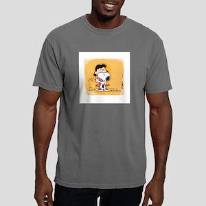 Dancing LucyPW Mens Comfort Colors Shirt