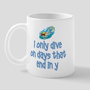 ScubaChick Days Mug