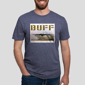 BUFF Mens Tri-blend T-Shirt