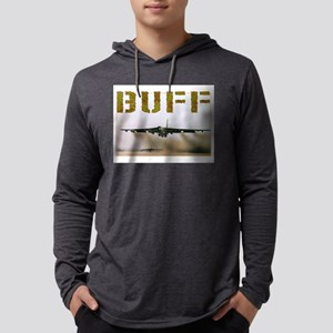 BUFF Mens Hooded Shirt