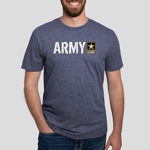 U.S. Army: Army Mens Tri-blend T-Shirt