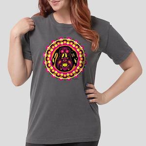 Peanuts Snoopy Circle  Womens Comfort Colors Shirt