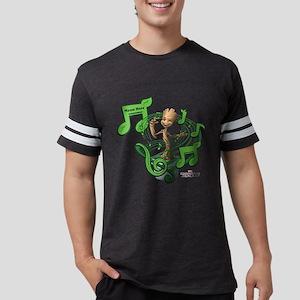 GOTG Personalized Musical Groo Mens Football Shirt