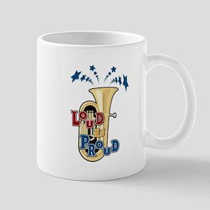 Loud Tuba Mug