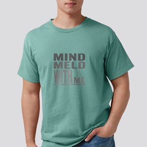 Mind Meld With Me Mens Comfort Colors Shirt
