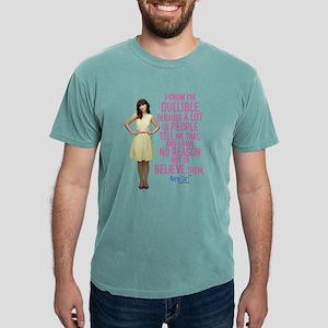 New Girl Gullible Light Mens Comfort Colors Shirt