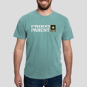 U.S. Army: Proud Parent  Mens Comfort Colors Shirt