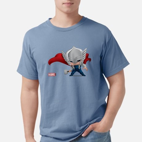 Thor Chibi Comfort Colors T-shirt