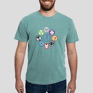 AvengersIcons dark Mens Comfort Colors Shirt