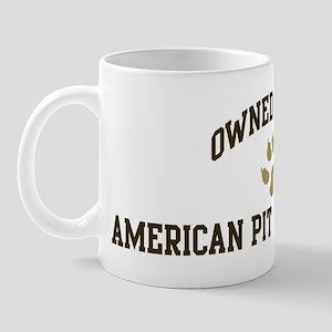 American Pit Bull Terrier: Ow Mug