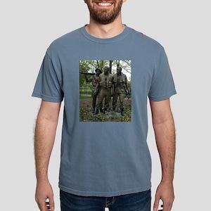 Washington DC war memori Mens Comfort Colors Shirt